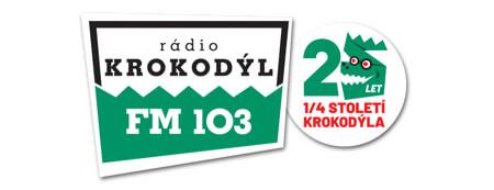 Krokodyl vyroci Logo