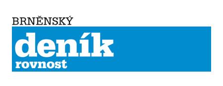 Logo brněnský deník