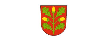 Modřice city logo