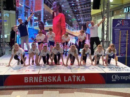 Olympie v pohybu | Brněnská laťka 2020 © Ctibor Nezdařil