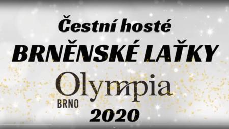 Čestní hosté Brněnské laťky